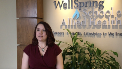 Video Interview With WellSpring Fitness and Nutrition Coaching Program Manager Jenny Shults