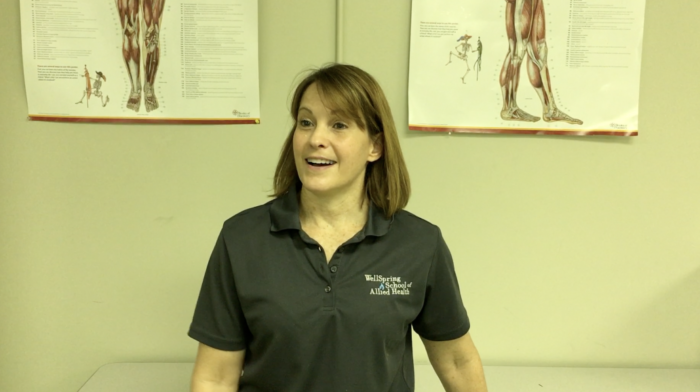 Art and Science: Video Interview Massage Therapy Student Robin Lau