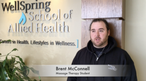 Student Spotlight: Interview With Massage Therapy Student Brent McConnell