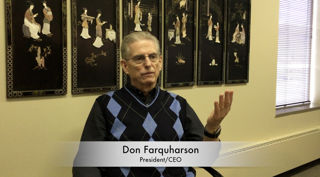 Diversity in Education: Video Interview with WellSpring's President Don Farquharson