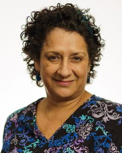 Instructor Martha Esteve