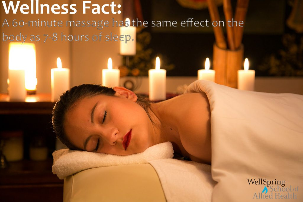 Lesser Known Effects of Massage Therapy