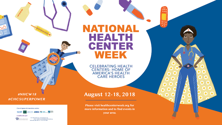 Celebrate National Health Care Center Week, August 12-18th